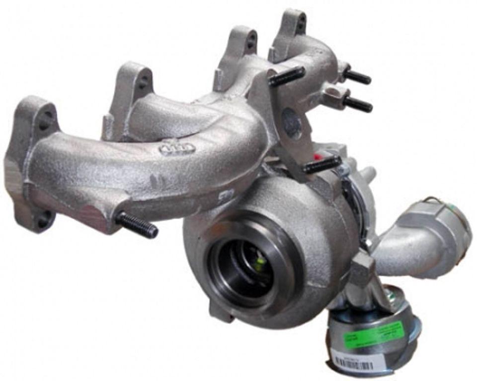 ein generalüberholter Turbolader