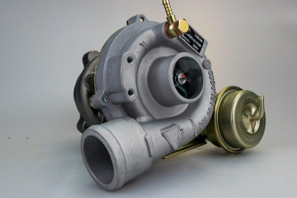 ein neuer originaler Turbolader