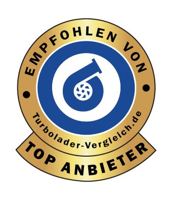Top Profi Turbolader Emblem